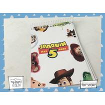 Souvenir Evento Libro Colorear Personalizad Toy Story Disney