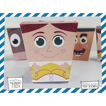 Souvenir Evento Cumple Personalizado Caja Toy Story Jessie