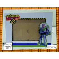 Souvenir Personalizado Portaretrato Madera 8x10cm Toy Story