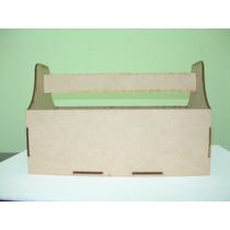 Caja De Herramientas Manny A La Obra Fibrofacil 15x15x12
