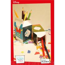 Souvenirs Cajas Personalizadas Disney Mickey Minnie Donald