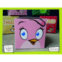Souvenir Personalizado Eventos Cumple Caja Angry Bird Rosa