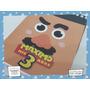 10 Anotadores Personalizado Toy Story Cara De Papa 40 Hojas