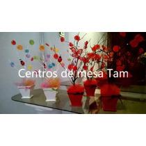Centros De Mesa , Souvenirs, Cumpleaños
