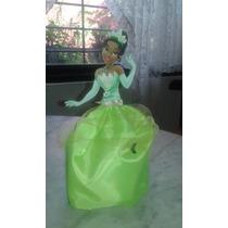 Princesa Tiana Souvenirs O Centro De Mesa