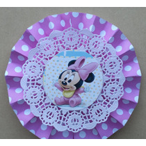 Centro De Mesa Princesa Sofía Príncipe James Minnie Mickey