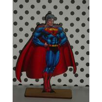 6 Centros De Mesa Superman