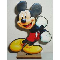 6 Centro De Mesa Mickey