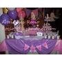 Candy Bar,golosinas Personalizadas,mesas Dulces,jake,minnie