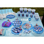 Platos Cotillon Frozen Tematicos 16,5 Cm