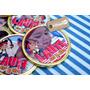 Candy Bar Jake Y Los Piratas 20 Chicos 160 Golosinas