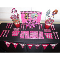 Golosinas Personalizadas Candy Bar Monster High
