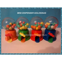 Candy Bar Mini Dispenser Caramelera Souvenirs