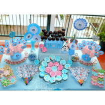 Candy Bar Frozen, Cupcakes, Pop Cakes, Cookies, Mesa Dulce