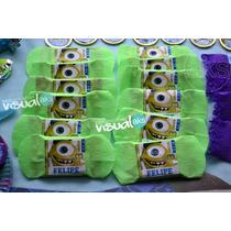 Golosinas Personalizadas Monsters University Candy Bar