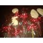 Chupetines De Chocolate Para Pascuas