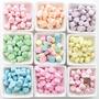 Pastillas Frutales Para Candy Bar X 500 Grms En 6 Colores