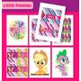 Kit Little Ponnies! Para Imprimir En Casa!