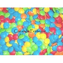 Lentejas Huesitos Frutales X Kilo Candy Bar Huevos De Pascua