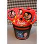 Candy Bar Cars Golosinas Personalizadas Rayo Mc Queen 90 Gol