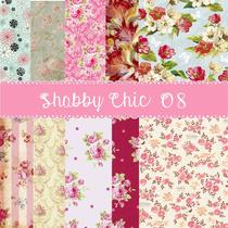 Packs De Fondos Shabby Chic Style 07 Y 08
