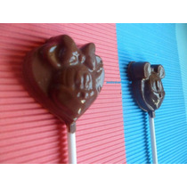 Souvenir Paletas De Chocolate De Mickey Minnie