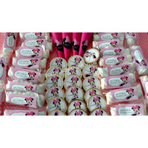 Candy Bar - Minnie Rosa P/30 Chicos/90 Golosinas!!