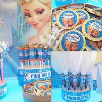 Golosinas Personalizadas - Candy Bar Para 30- Belgrano