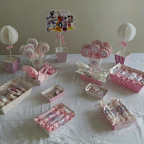 Candy Bar La Casa De Mickey Mouse
