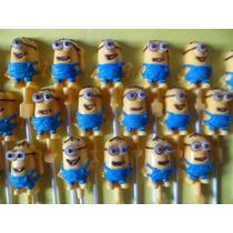 Paletas Minions Chocolate Unicas Precio X Mayor
