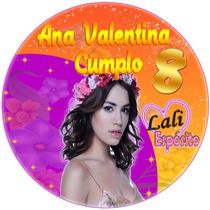 Kit Imprimible Laly Esposito Etiquetas P/ Cumpleaños!