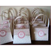 Kit Para Imprimir En Casa! Shabby Chic Y Coronitas En Rosa.