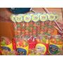 Palitos Brochettes De Golosinas Souvenirs Fiestas Infantiles