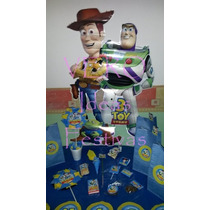 Toy Story - Candy Bar Premium Super Completo 20 Niños