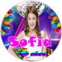 Violetta Imágenes Etiquetas Stickers Plantillas