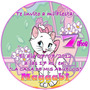 Kit Imprimible Gatita Marie Candy Bar Golosinas