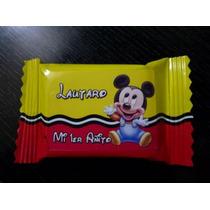 Pack Etiquetas Para Golosinas Personalizadas - Candy Bar