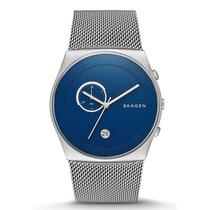 Reloj Skagen Hombre Skw6185 Blue Mariner Agente Oficial
