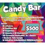 Candy Bar Para 30 Invitados