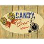 Candy Bar Cumpleaños, 15 Años, Casamientos, Mesa Dulce.