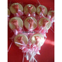 Paleta Chupetin Chocolate Baby Shower Pie Piecito Nacido