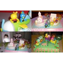 Tortas-cupcakes-golosinas-candy Bar- Souvenirs Backyardigans