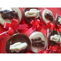 Souvenir Paletas De Chocolate De Cars!!!