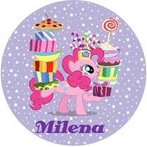 Etiquetas Candy Bar Personalizadas My Little Pony
