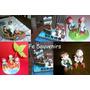Candy Bar-golosinas-torta-cupcakes-imanes Jake Y Los Piratas