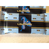 Golosinas Personalizadas Candy Bar Batman Z Norte