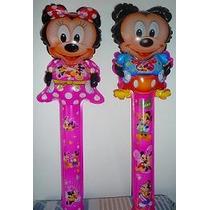 Globos Metalizados Souvenirs Mickey Andry Birds Y Mucho Mas