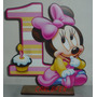 20 Souvenirs Minnie Bebe O Mickey Bebe + Central + 15 Globos