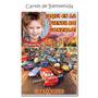 Cars Cartel De Bienvenida Cumpleaño Personalizado Tu Foto