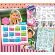 10 Fotoimanes Souvenirs / Calendario Personalizados! 15x20cm